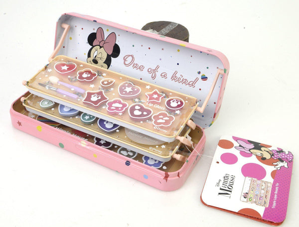 Markwins Παιδικά Καλλυντικά Disney Minnie Triple Layer Beauty Tin