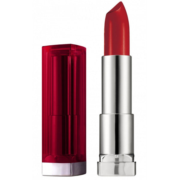 Maybelline Color Sensational Kρεμώδη Kραγιόν  547 Pleasure Me Red 4.2g