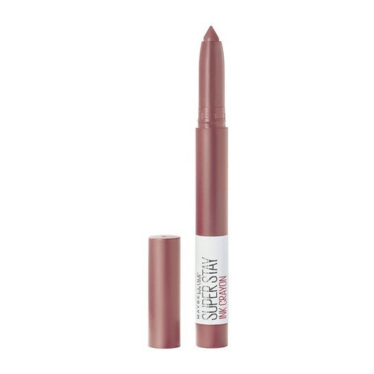 Maybelline New York Superstay Ink Crayon Ματ Κραγιόν σε Μορφή Στυλό 10 Trust Your Gut 5ml