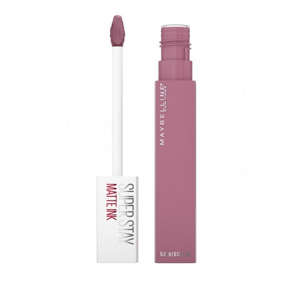 Maybelline Super Stay Matte Ink Liquid Lipstick - Ματ Αποτέλεσμα 180 Revolutionary 5ml