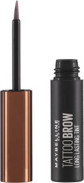 Maybelline Tattoo Brow 3 Day Καφέ Gel Φρυδιών Tint 2 Medium Brown 4.6g