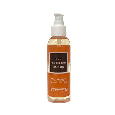 TG SUN PROTECTION HAIR OIL 150ML TG