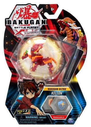 Spin Master Bakugan Battle Planet: Bakugan Ultra Diamond Kelion Ball Pack (20119409)