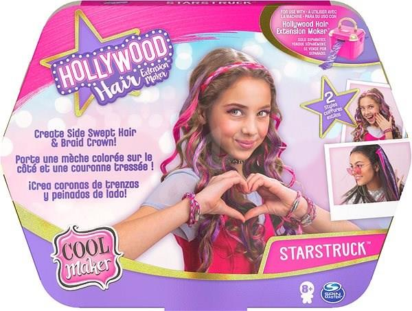 Spin Master Cool Maker: Hollywood Hair Extension Maker - Startruck (20125276)