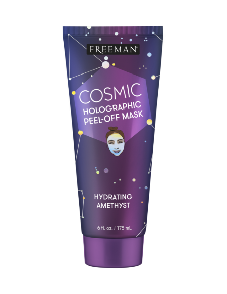 Freeman Cosmic Holographic Peel-Off Hydrating Amethyst Mask 175ml 504039