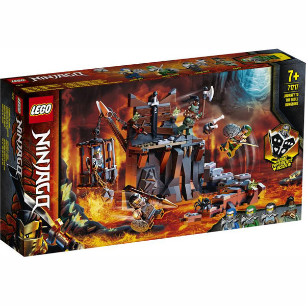 LEGO NINJAGO: Journey to the Skull Dungeons (71717)