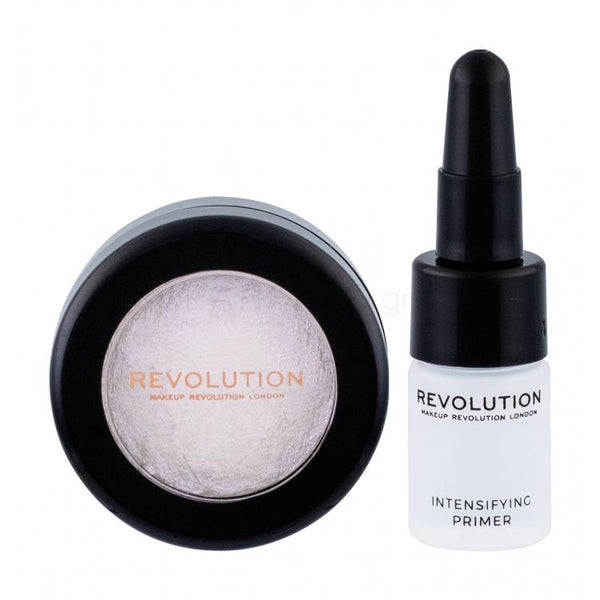 Revolution Flawless Foils Eye Shadow Unicorn Foil ΣΚΙΑ Eyeshadow 2gr & ΒΑΣΗ Primer 2ml