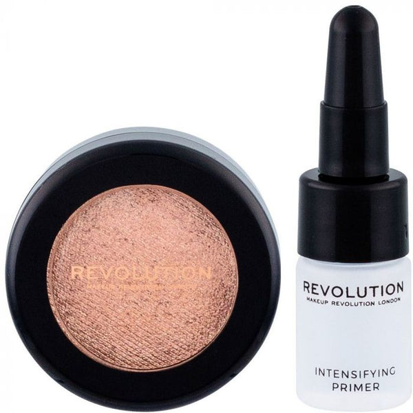Revolution Flawless Foils Eye Shadow Rebound 2gr Combo: ΣΚΙΑ Eye Shadow 2gr + ΒΑΣΗ Primer 2ml