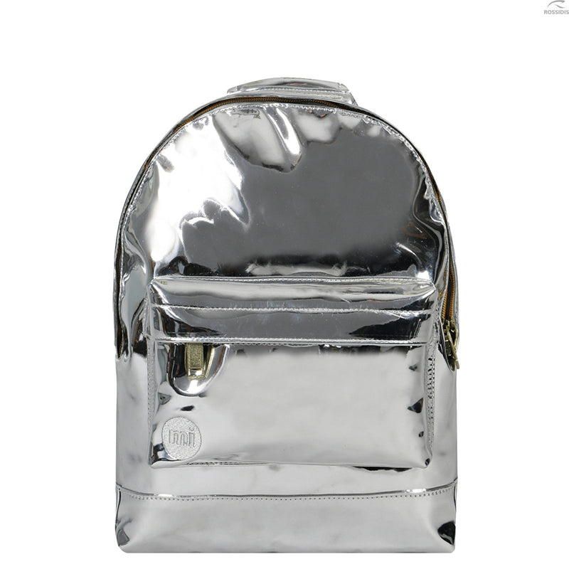 Mi-Pac Backpack Mirror - Silver 740360-046