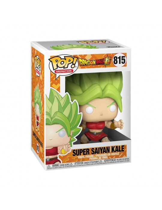 Funko Pop! Animation Dragon Ball Super - Super Saiyan Kale #815 Vinyl Figure 47685