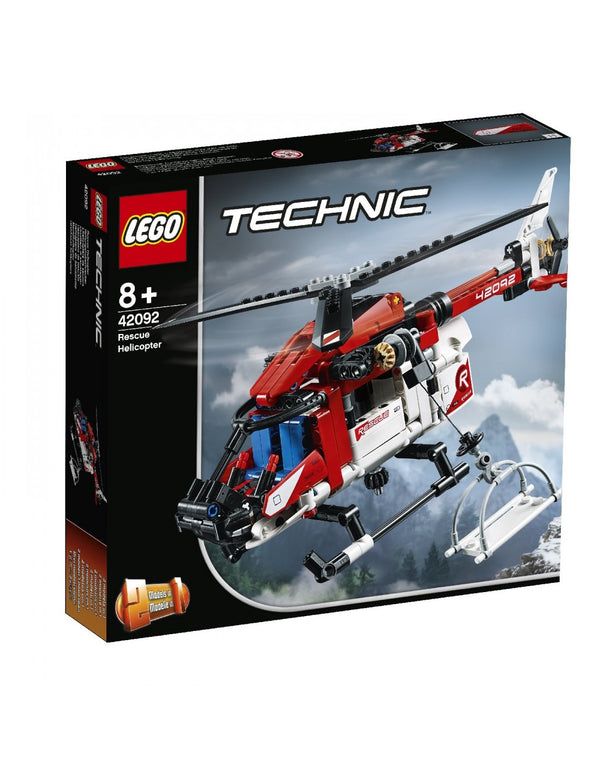 LEGO Technic: Rescue Helicopter (42092)