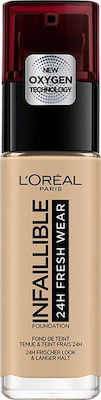 L'Oreal Infaillible 24H Fresh Wear 120 Vanilla 30ml