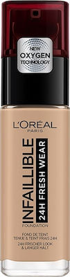 L'Oreal Infaillible 24H Fresh Wear 220 Sand 30ml