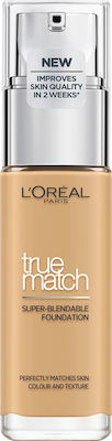L'Oreal True Match Super Blendable Foundation D4/W4 Golden Natural 30ml