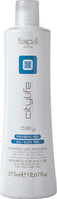 CITY LIFE DAILY SHAMPOO 375ML