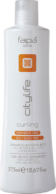 CITY LIFE CURLING SHAMPOO 375ML