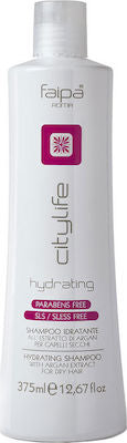 CITY LIFE HYDRATING SHAMPOO 375ML