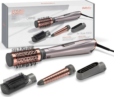 Babyliss ΗΛΕΚΤΡΙΚΗ ΒΟΥΡΤΣΑ AS136E Air Style 1000  Ionic 1000W AS136E 214584