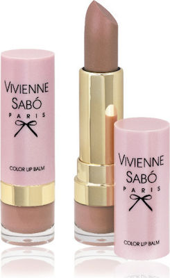 Vivienne Sabó Color Lip Balm Χειλιων 04 Nude VG00340004
