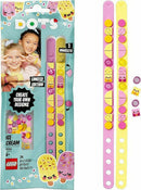 Lego Dots: Power Bracelet Set Ice Cream Besties Σετ Βραχιόλια 41910