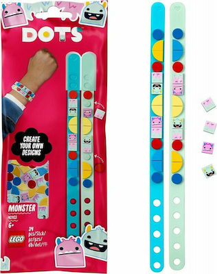 Lego Dots: Monster Bracelets Set DIY DIY Wrist Band Σετ Βραχιόλια 41923