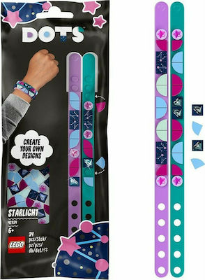 Lego Dots: Starlight Bracelets Set Σετ Βραχιόλια 41934