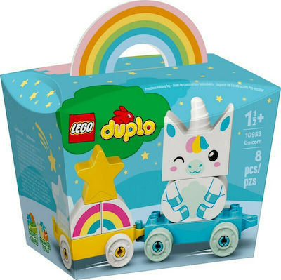 LEGO Duplo Unicorn Train Μονόκερος 10953