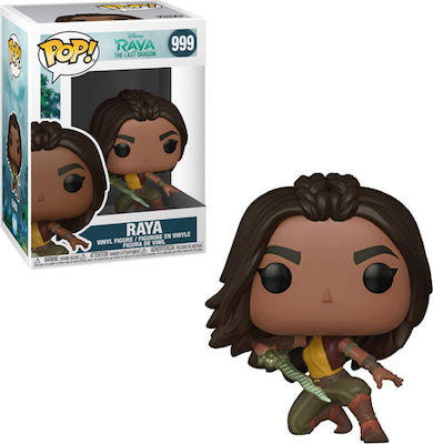 Funko Pop! Disney: Raya and the Last Dragon - Raya Battle Pose #999 Vinyl Figure 058038