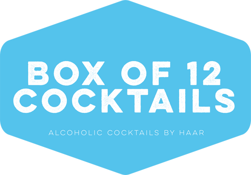 Box of Twelve - Lunun Gin Cocktails