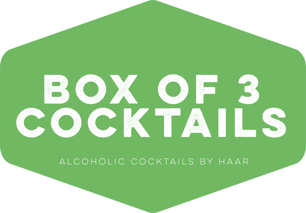 Box of Three - Lunun Gin Cocktails