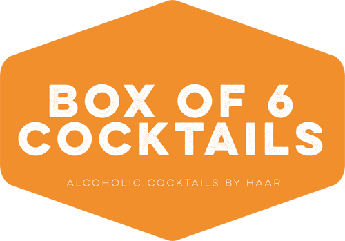 Box of Six - Lunun Gin Cocktails