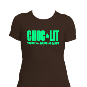 Choc-Lit (Glow in Dark) T-Shirt