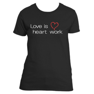 Love is HEART WORK
