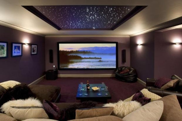 PHILIPS PROJECTION LAMP + ULTIMATE HOME THEATER SYSTEM