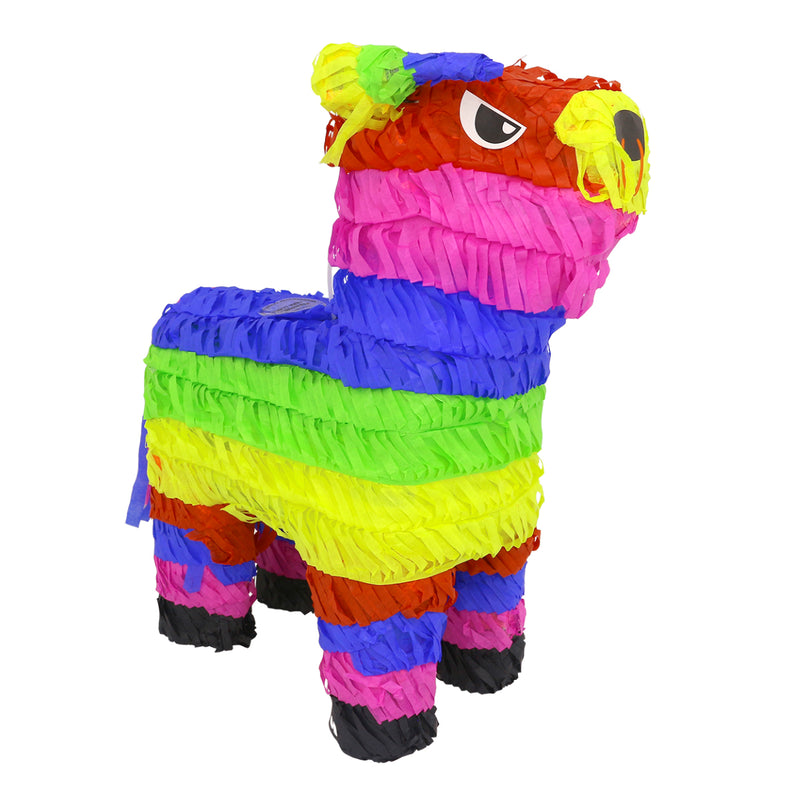 Lutema LTMFiesta Bull Pinata-235 Mexican Handcrafted