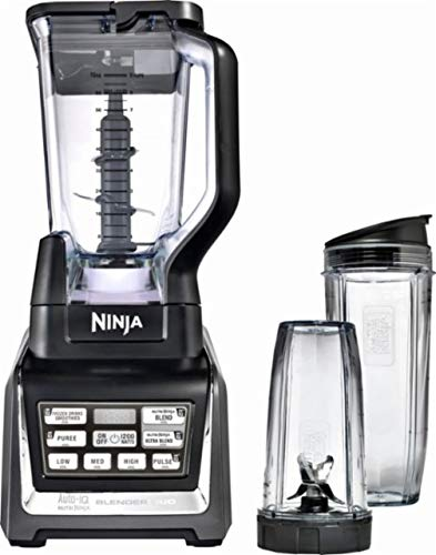 Nutri Ninja Blender Duo with Auto iQ BL640