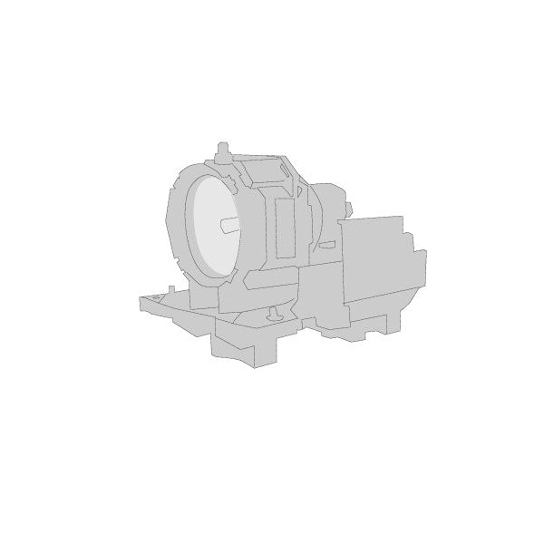 Ushio LTOHUMPRD250MDPUSH Generic FP Lamps with Housing