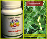 Ultimate Diabetes Solution: Botanical #1: NEEM TABLETS