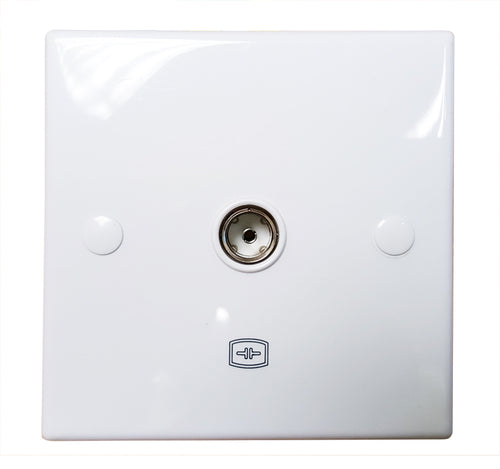 Single IEC Wall Socket (ISOLATED)