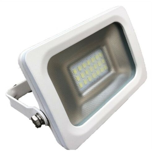 10w White LED Floodlight with 35 000 Lifespan - Scoop Purchase!