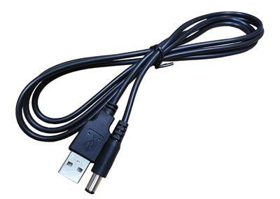 1.5m USB 2.0 to 5.5 x 2.1mm 5v DC Power