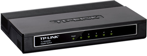 TP-LINK 5 Port Gigabit Network Desktop Switch