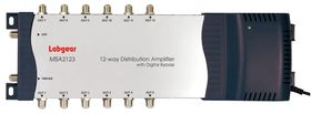 Labgear 12 Way TV Amplifier with Bypass (LTE)