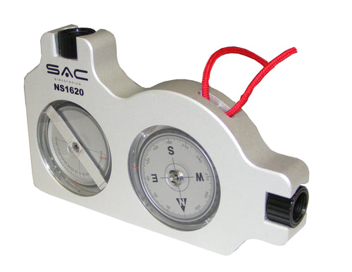 Compass/Inclinometer Site Survey tool