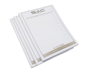 SAC A6 Notepad