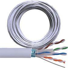 Premium CAT5 50m Ethernet Cable Roll