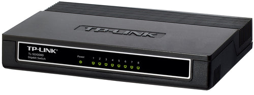 TP-LINK 8 Port Gigabit Network Desktop Switch