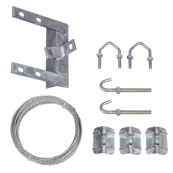 6 inch Chimney Bracket Lashing Kit