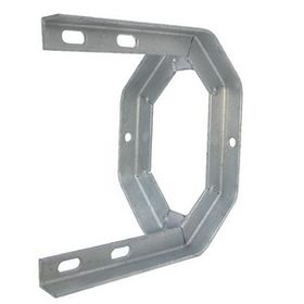 "Chimney Cradle Bracket 8"" (Galvanised)"