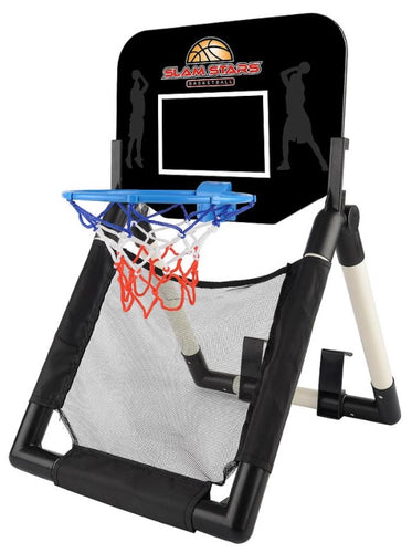Slam Stars Door To Floor Basketball Set